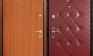 Дверь с ламинатом снаружи
