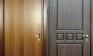 Дверь утеплённая
